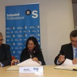 La APF firma un convenio marco con el Grupo Banco Sabadell