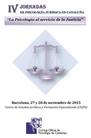 iv Jornadas Juridica Cataluna