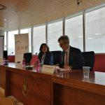 Clausura de la V Convención de la APF